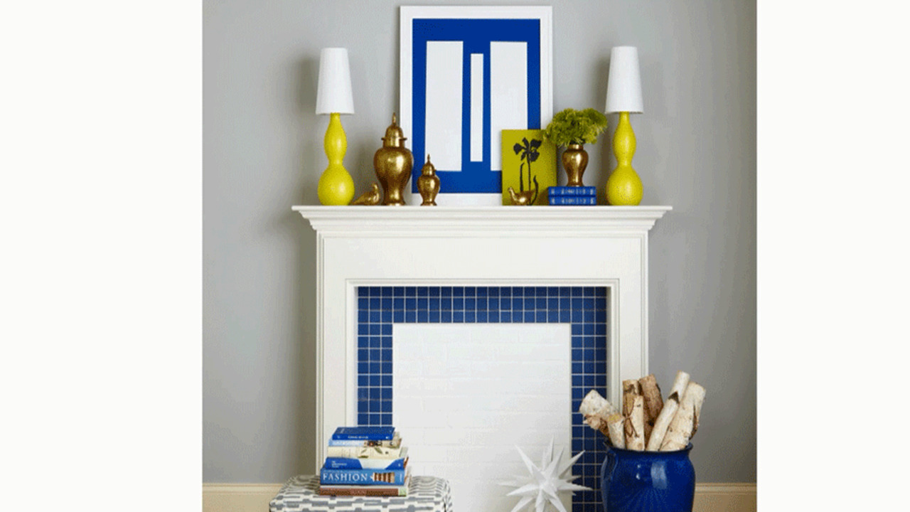 Style the Mantel