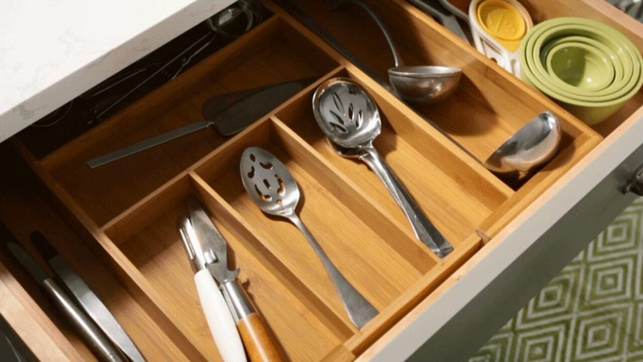 Solutions to Common Kitchen Storage Problems