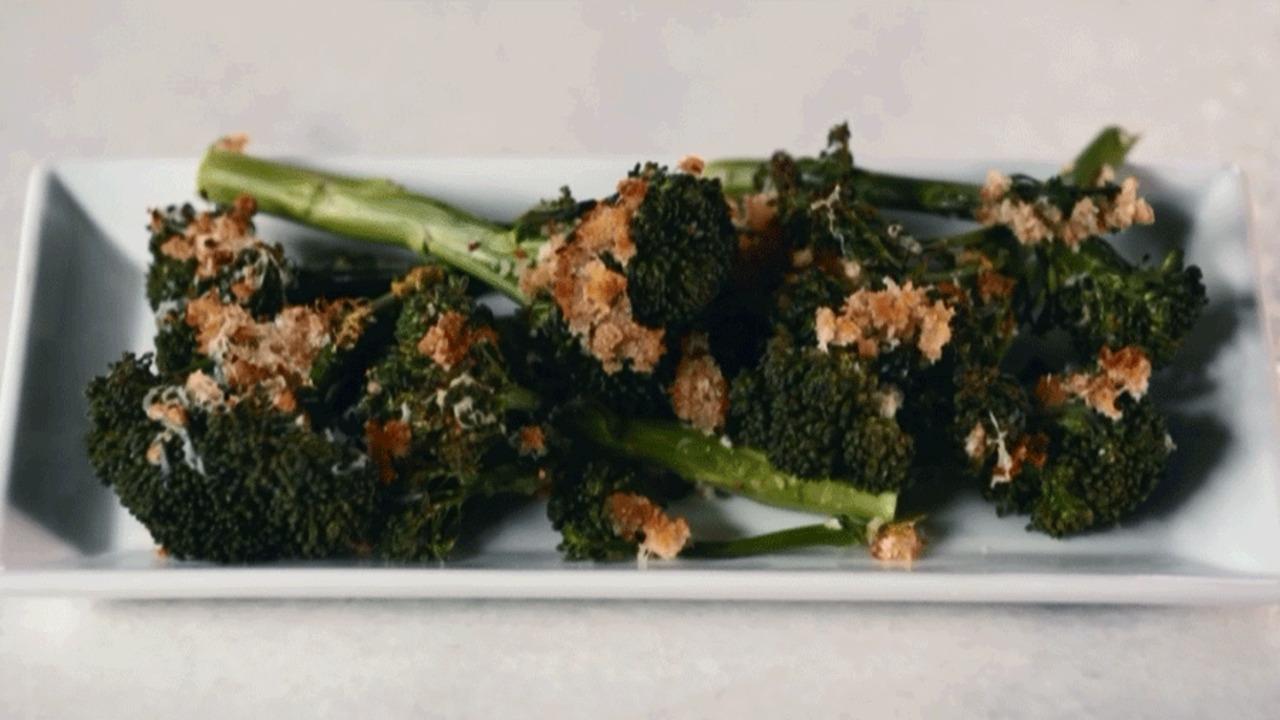 Side-Dish Upgrade: Broccoli