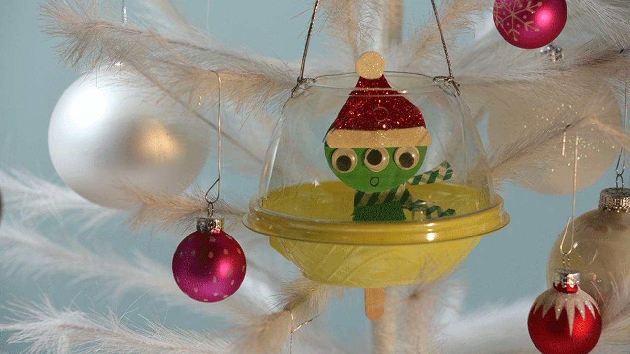 Alien Spaceship Craft