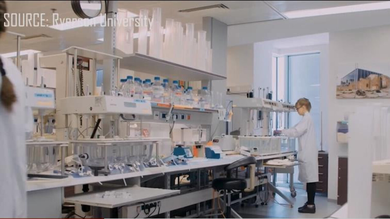 Toronto scientists working on potential COVID-19 anti-viral drug