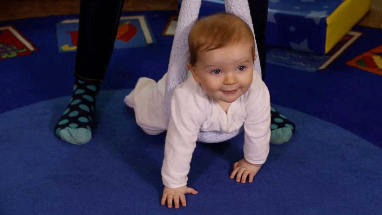 Playing With Baby: Get Moving