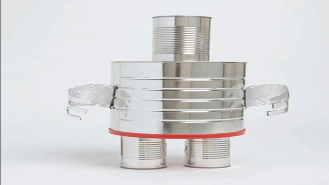 Build a Metal Robot