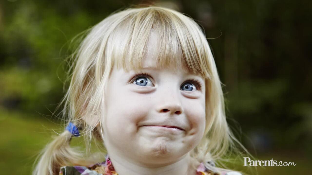 7 Bizarre Toddler Behaviors, Explained