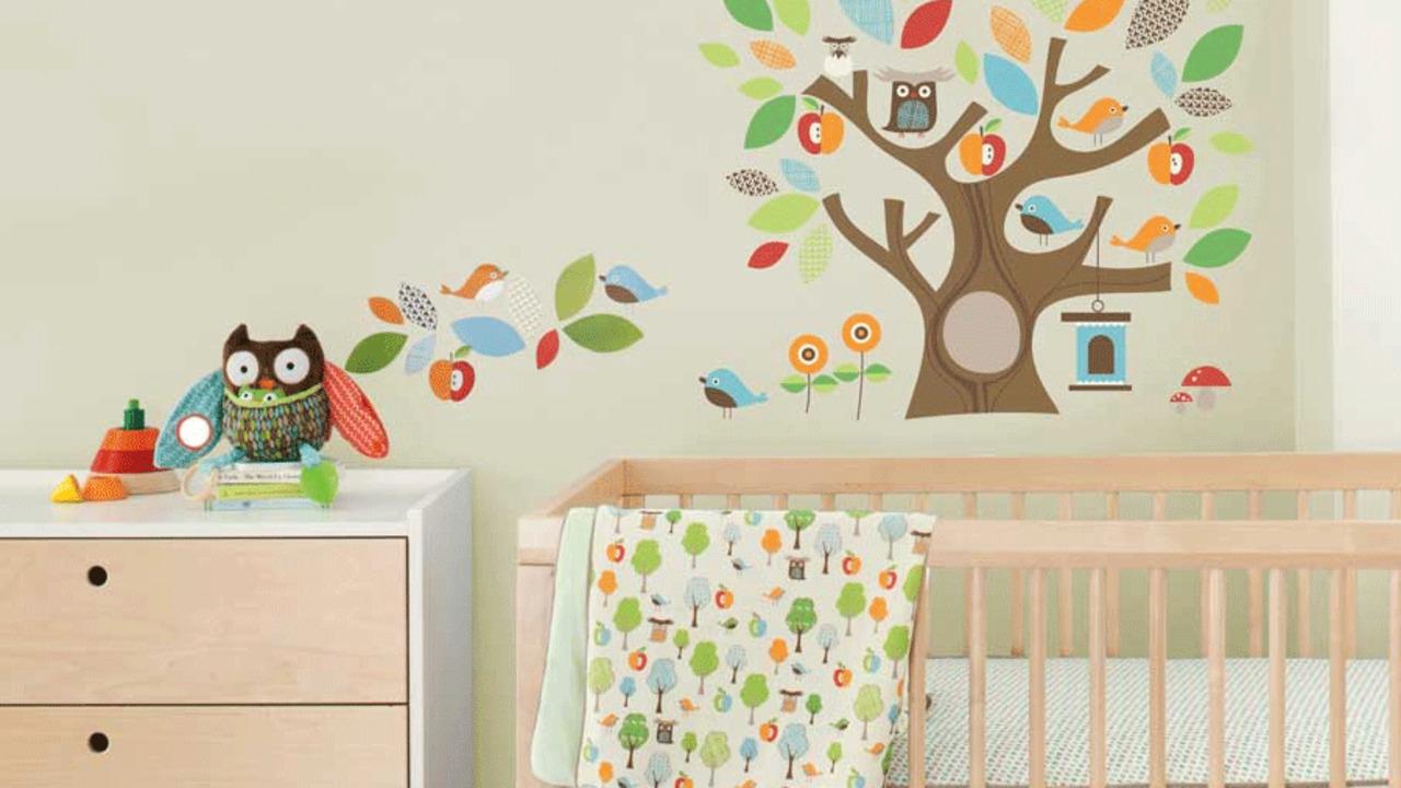 Nursery Ideas: Design an Owl-Themed Nursery