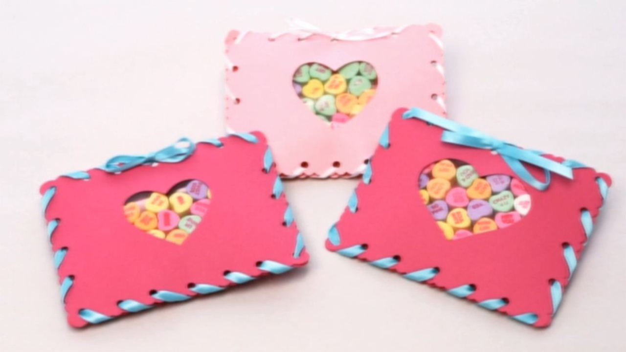 How to Make Sewn Candy Pouches