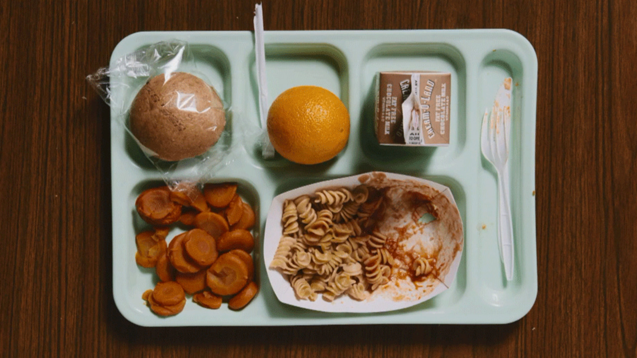 Lunch Monitor: What Are Kids Throwing Away?