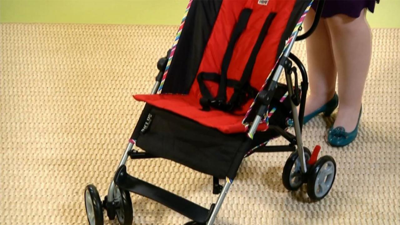 Meet the Umbrella Stroller