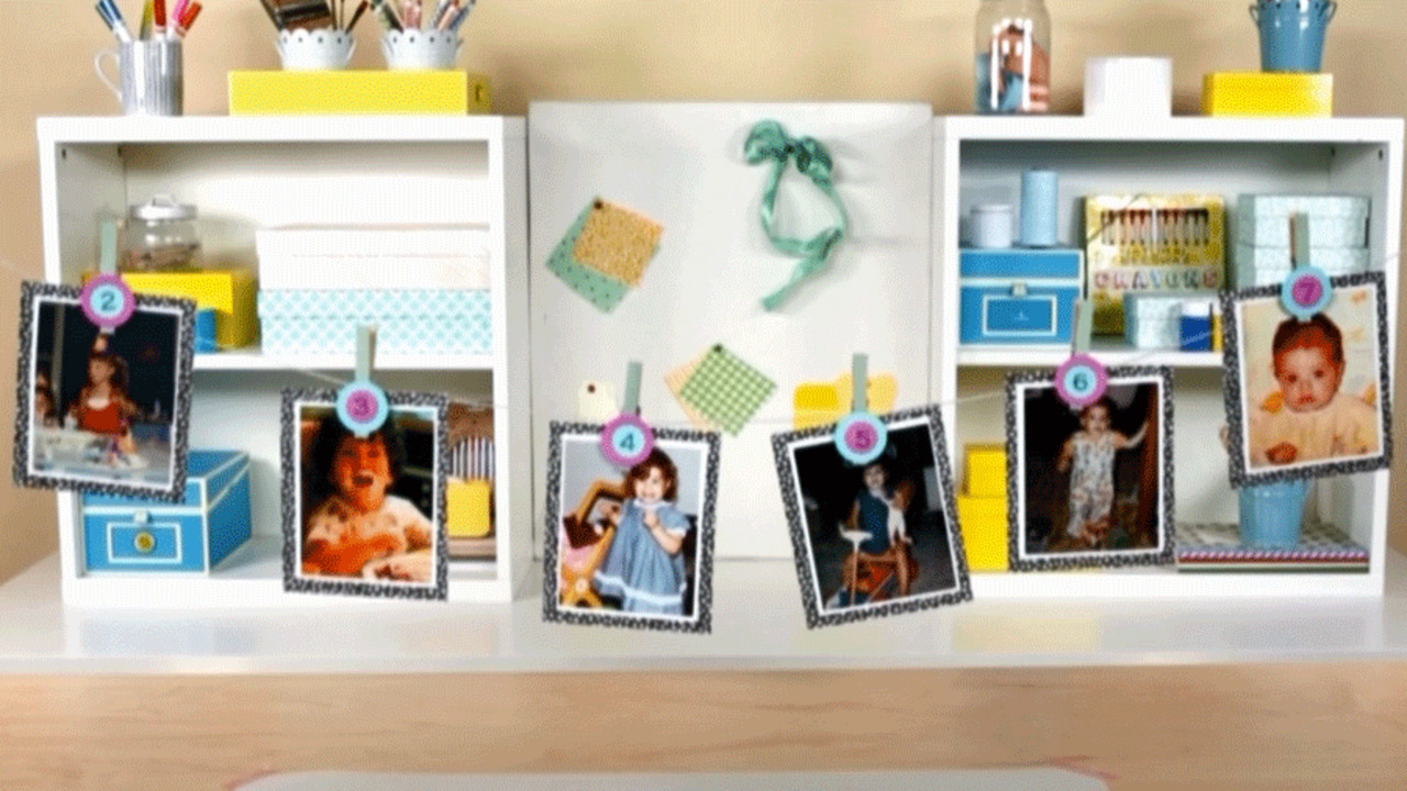 Baby Shower Games: Baby Photo Game