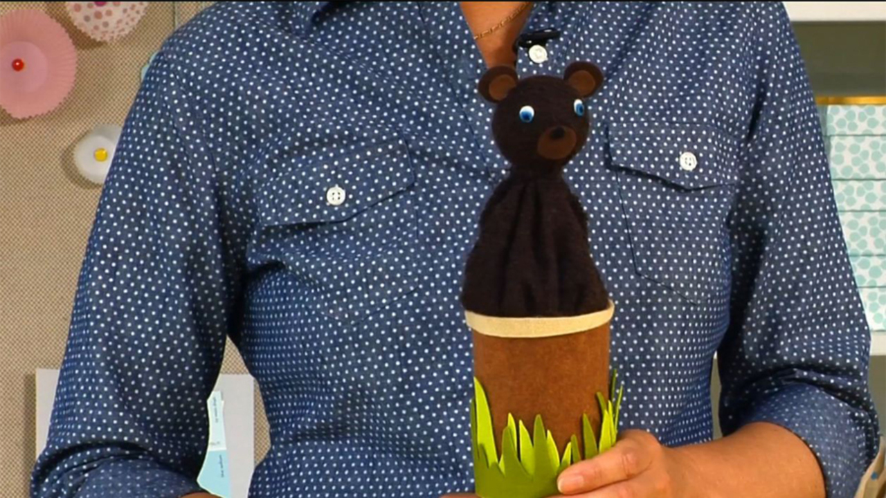 How to Make Pop-up Puppets