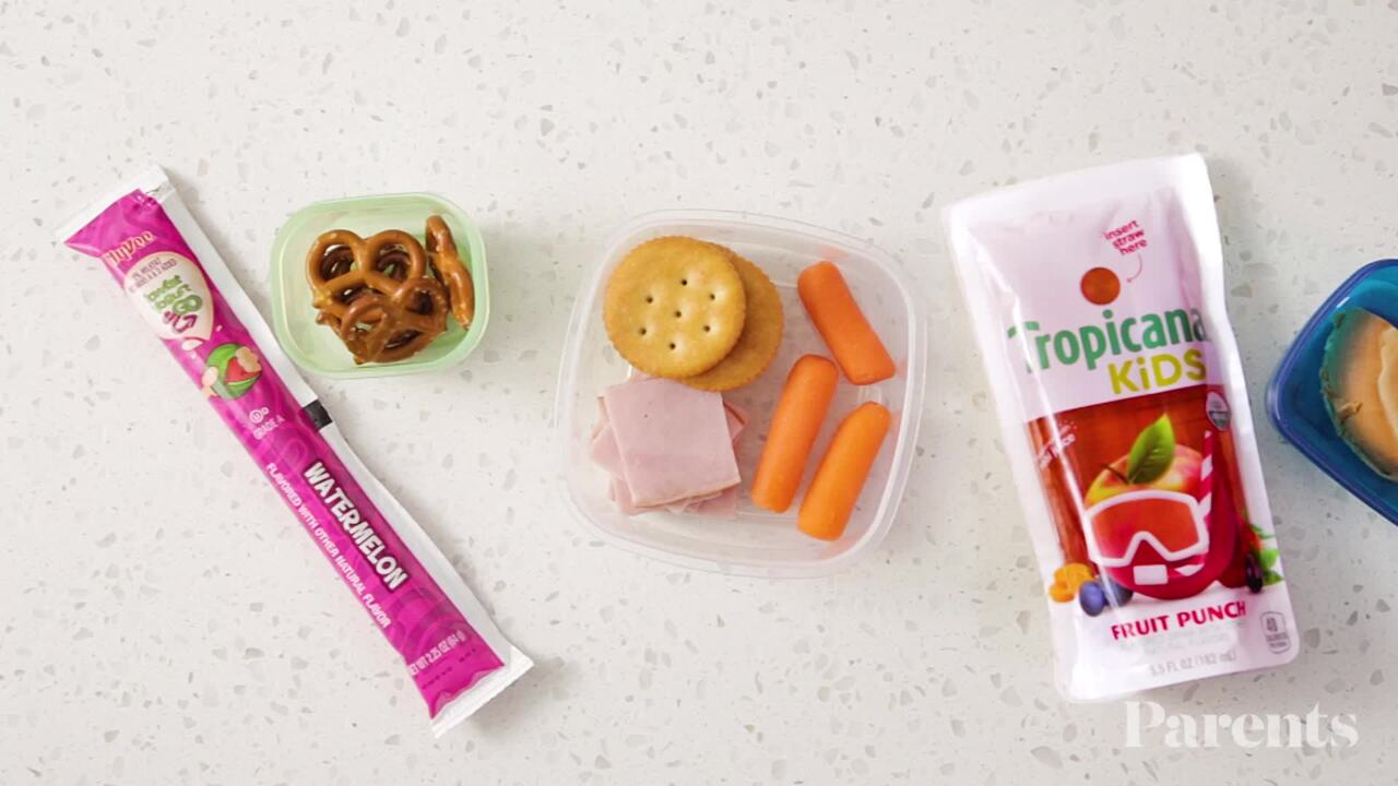 Watch: 5 Fun Summer Snack Packs