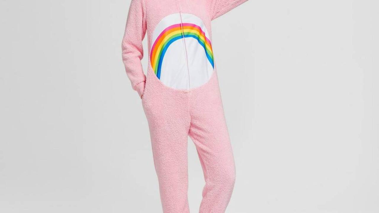 American Greetings Is Celebrating Care Bear's 35th Anniversary with These Must-Have Onesies