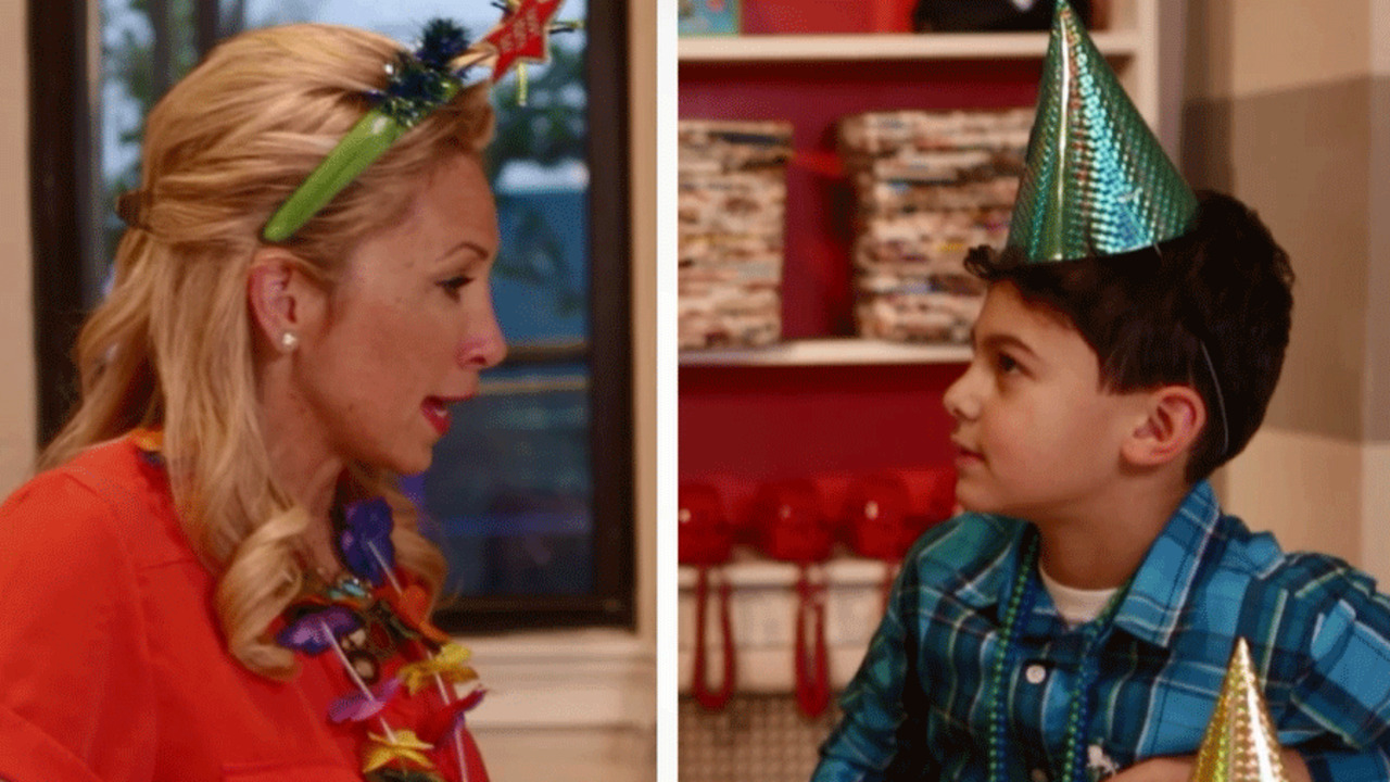 Manners & Responsibility: Kids at Parties