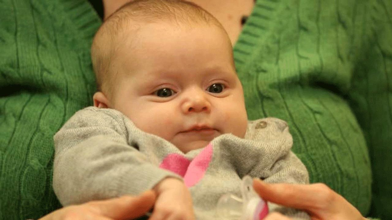 Birth Stories:  My Water Broke...