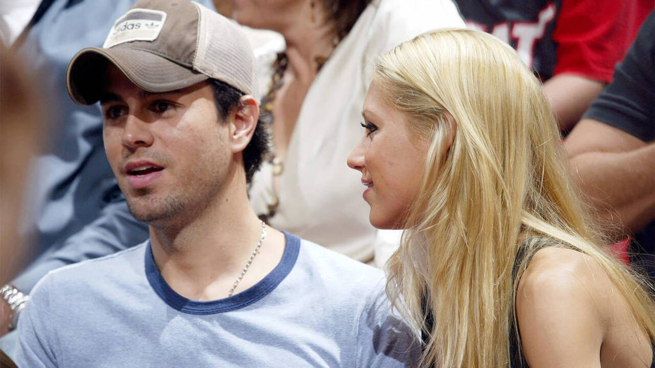 Surprise Baby Announcement—Enrique Iglesias and Anna Kournikova Welcome Twins