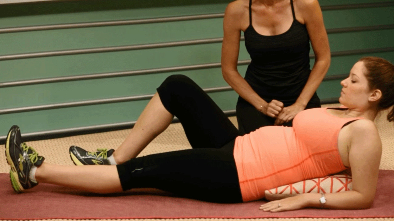 Pregnancy Workouts: Best Abs Exercises