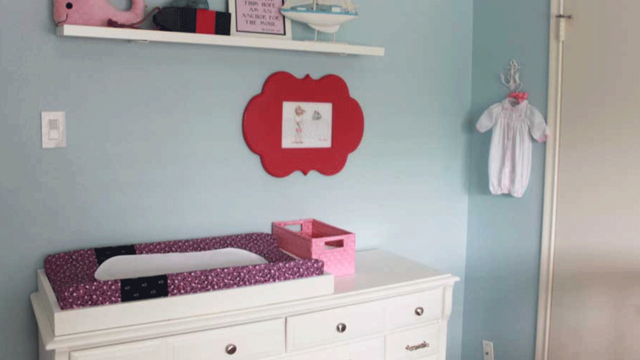 Nursery Ideas: Design a Nautical Nursery