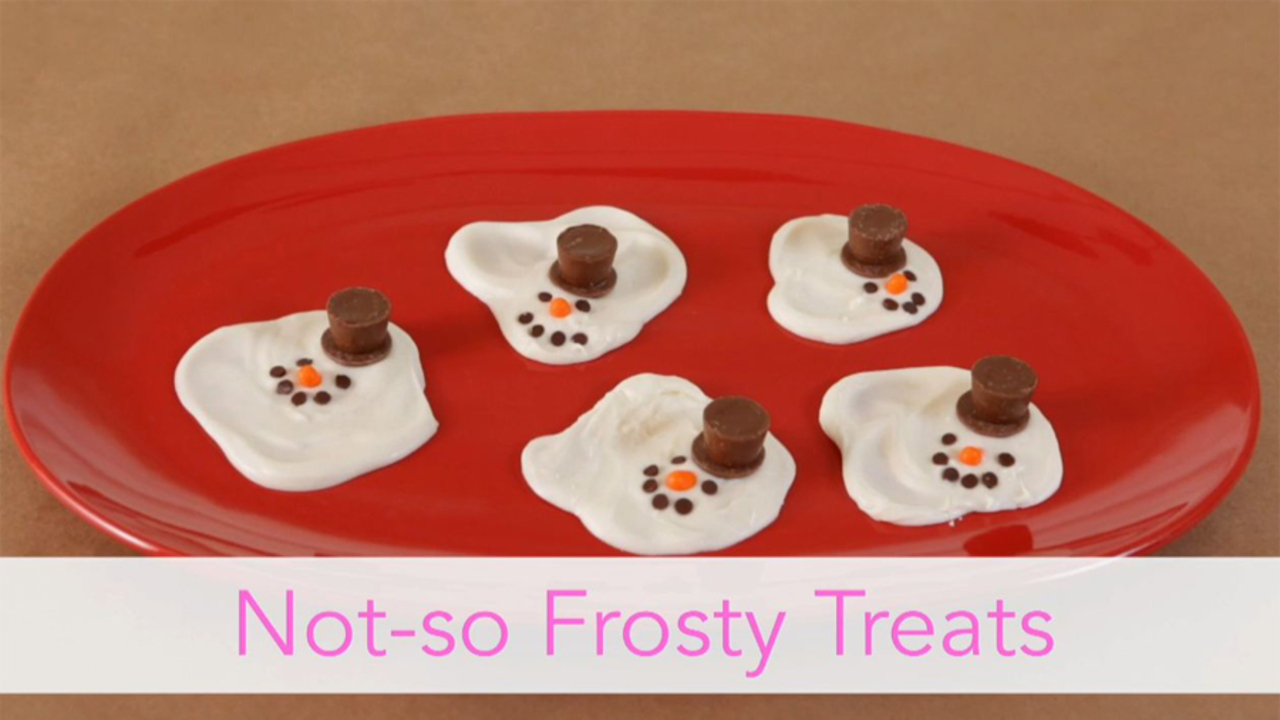 Not-so Frosty the Snowman