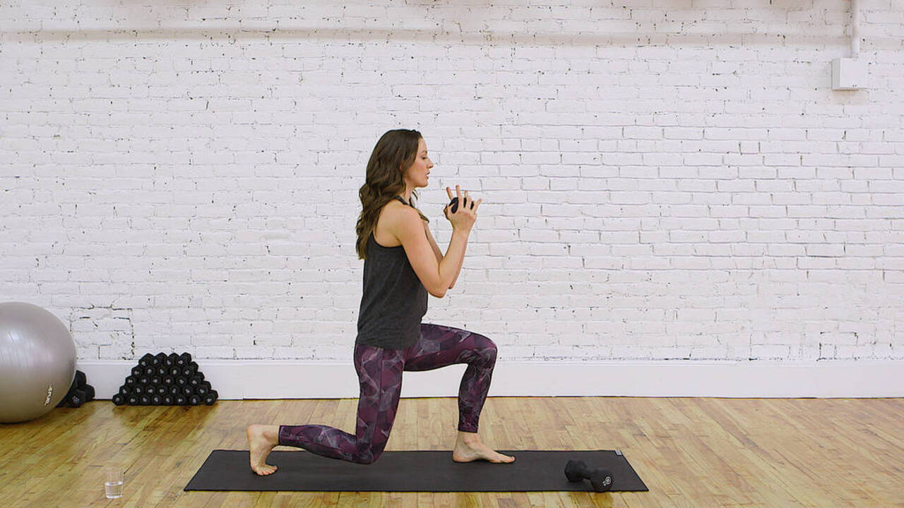 15-Minute At-Home Glutes and Lower Body Workout