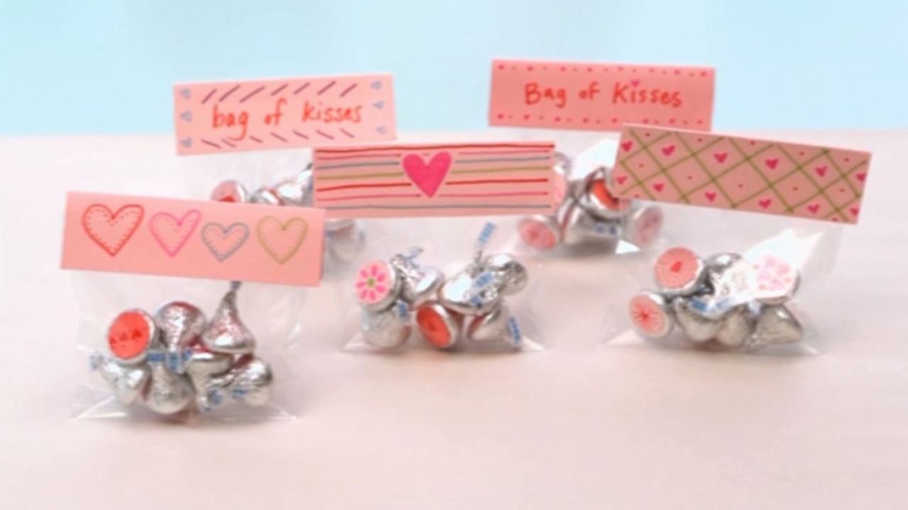 Sweet Kisses How-To Video