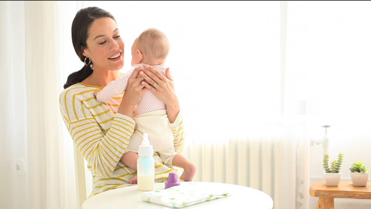 How to Reduce Your Baby's Reflux
