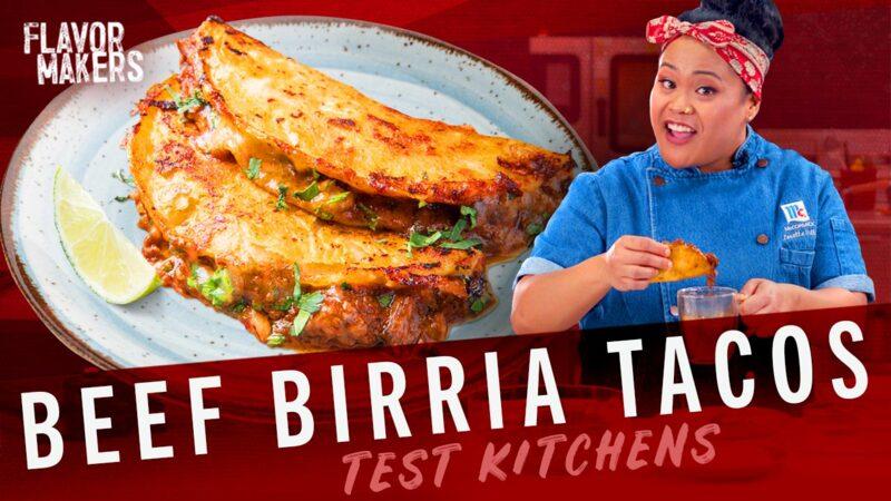 How To Make Birria Tacos & Consumé