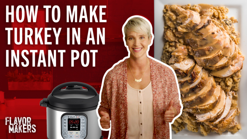 Instant Pot Turkey and Potatoes