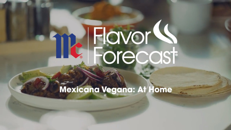 Mexicana Vegana: At Home