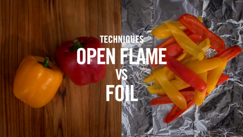 2 Ways to Grill Veggies