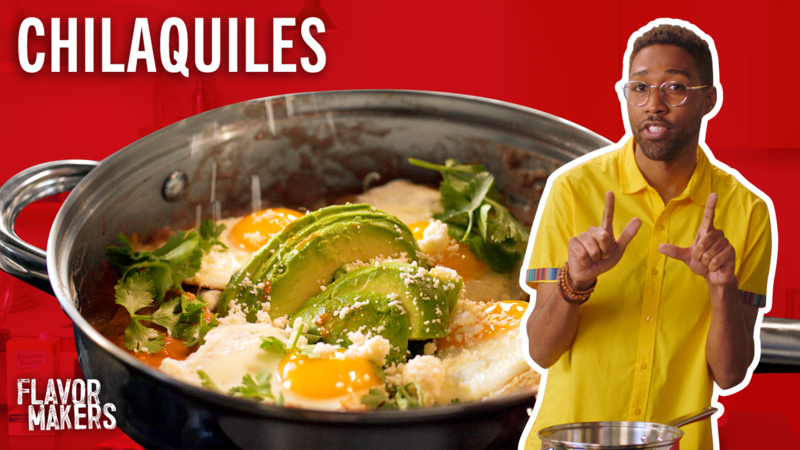 How To Make Chilaquiles   Mexican Inspired Breakfast