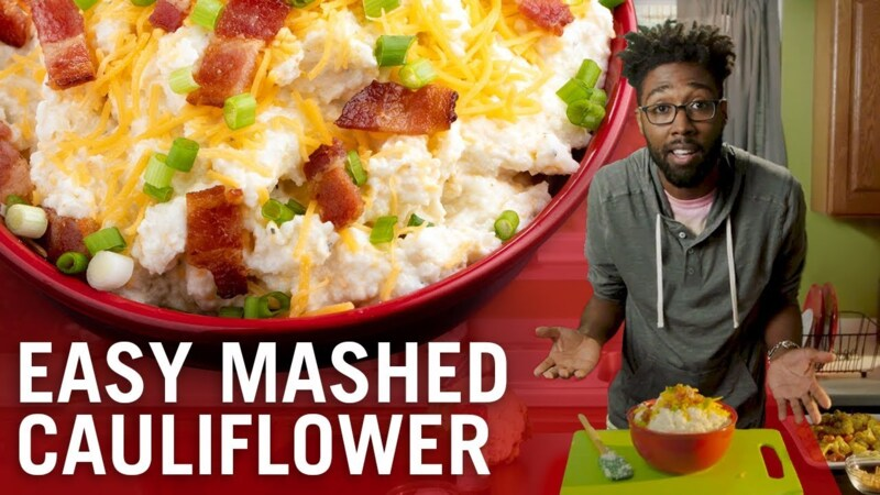 How to Mash Cauliflower