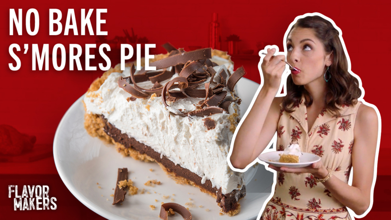How to Make S'mores Pie