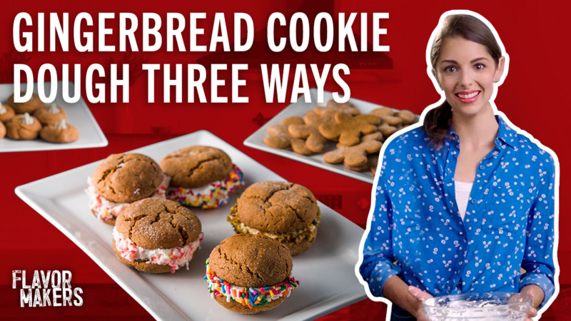 Gingerbread Dough Recipes: 3 Ways