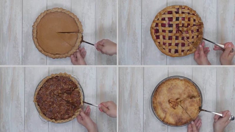 How to Make a Cinnamon Pie Crust