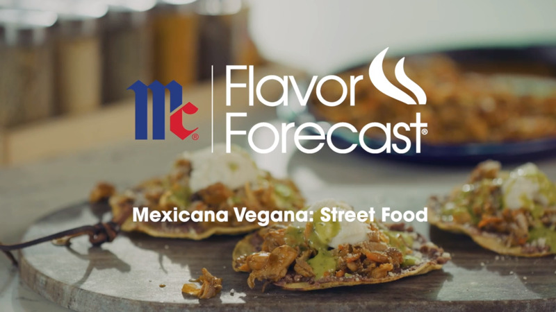 Mexicana Vegana: Street Food