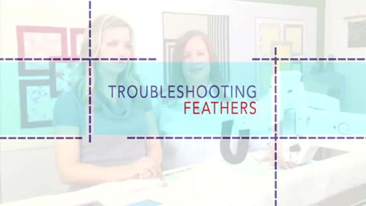 See How: Feathers