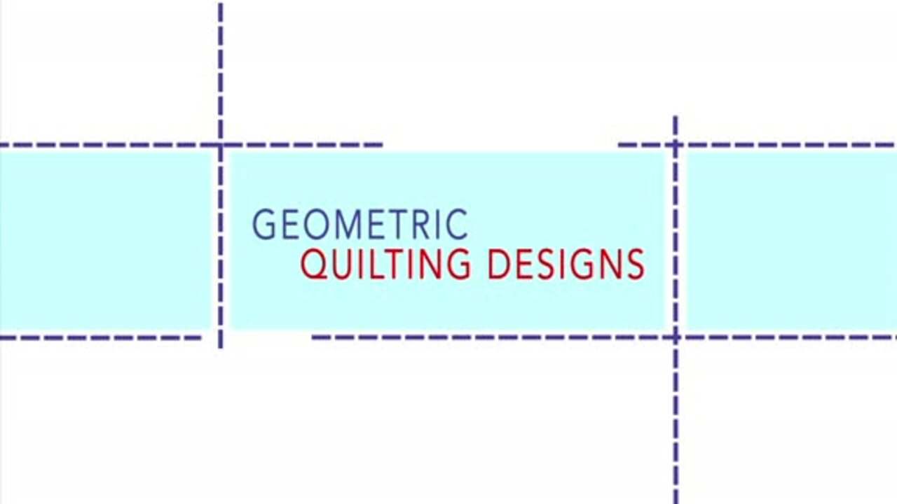See How: Geometric Designs