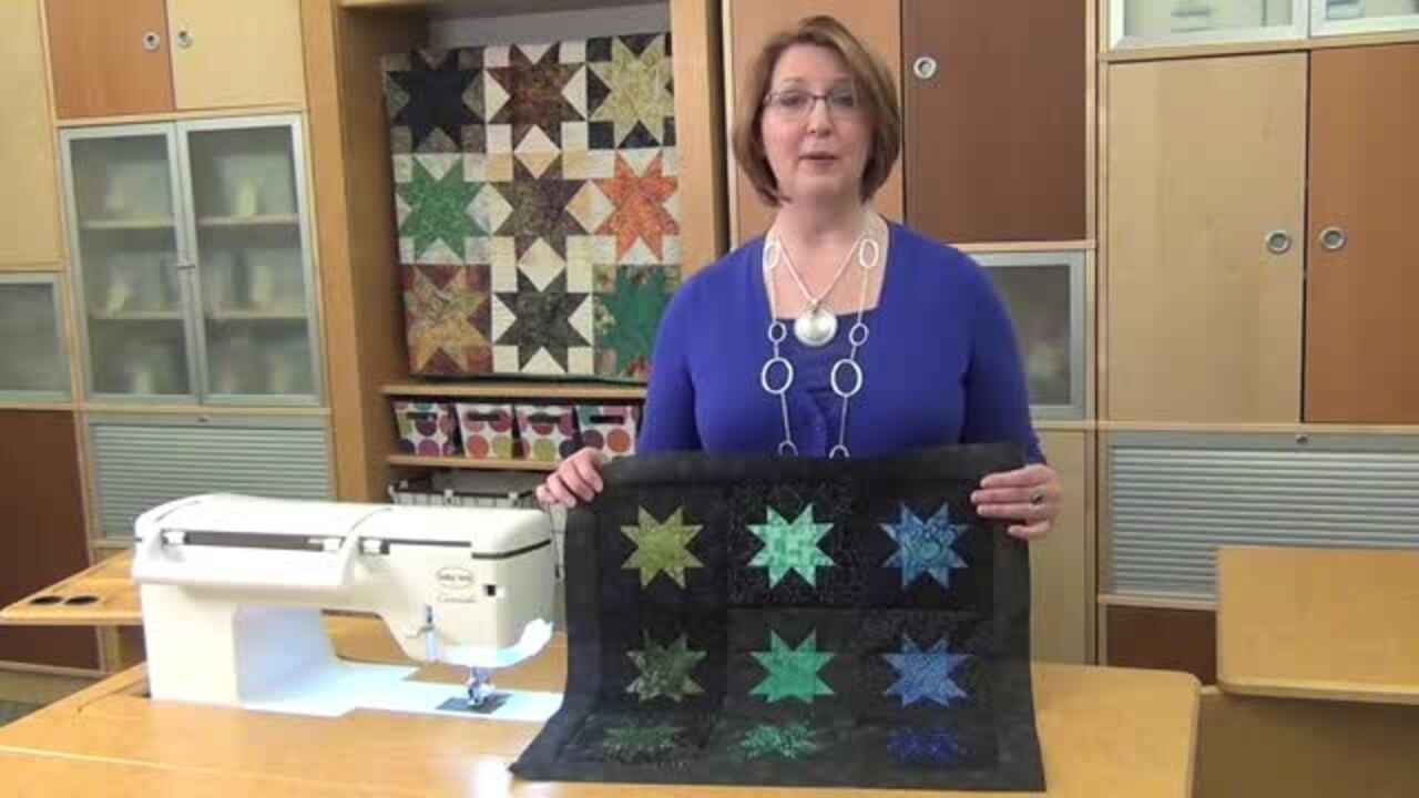 Show Me How: Small Quilt