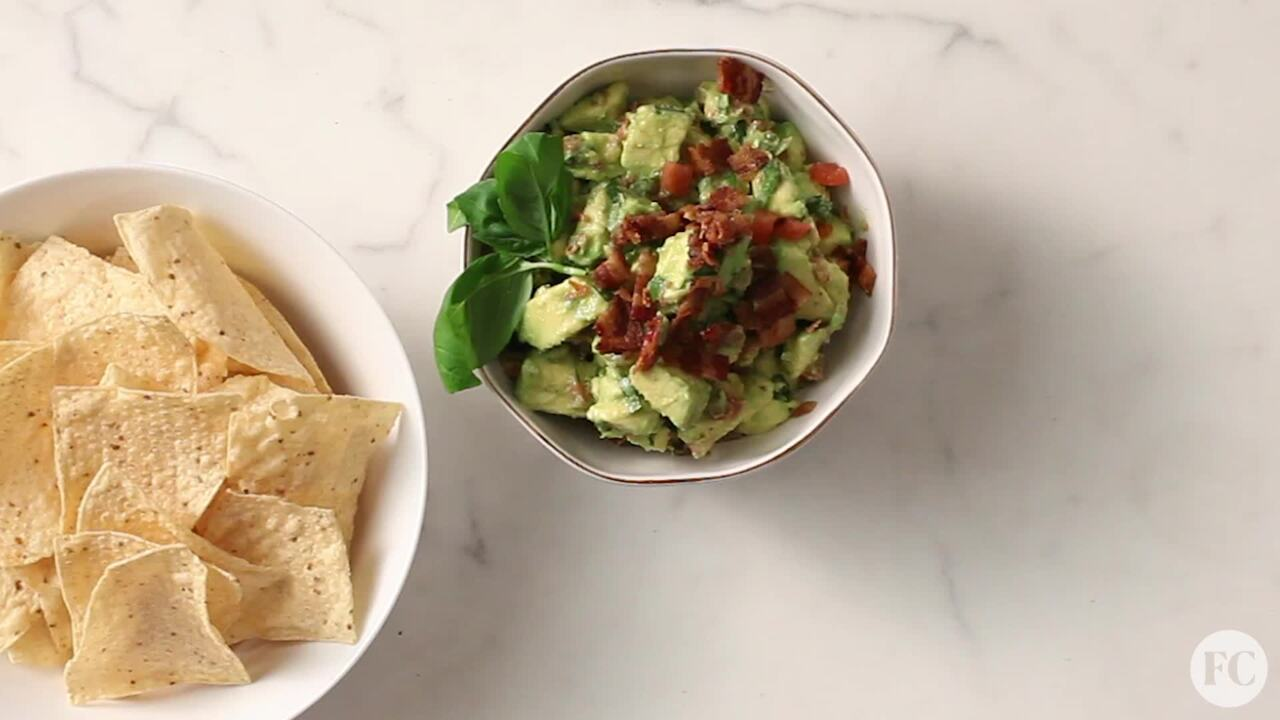 How to Make B + T Guac