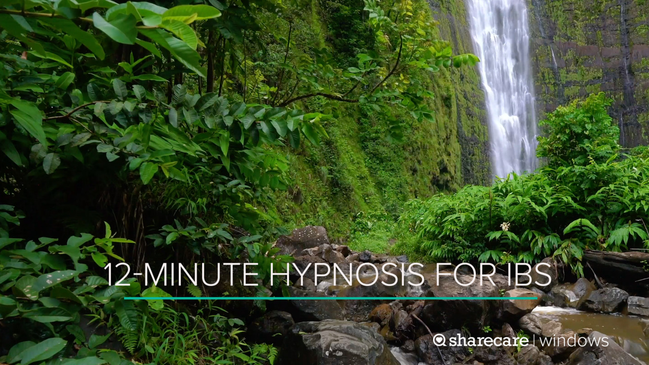 12-Minute Hypnosis for IBS