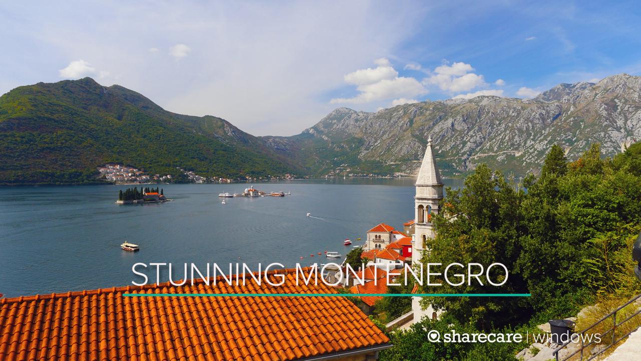 30 Minutes of Stunning Montenegro