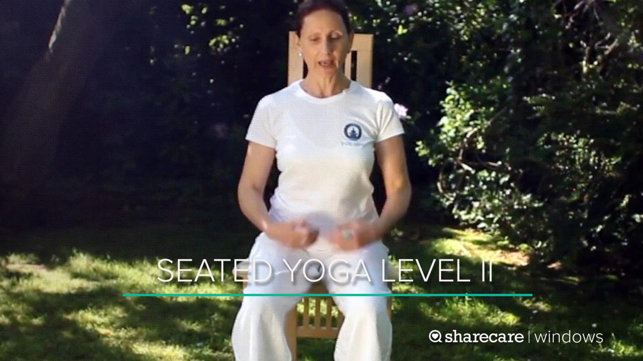 10-Minute Seated Yoga Level II