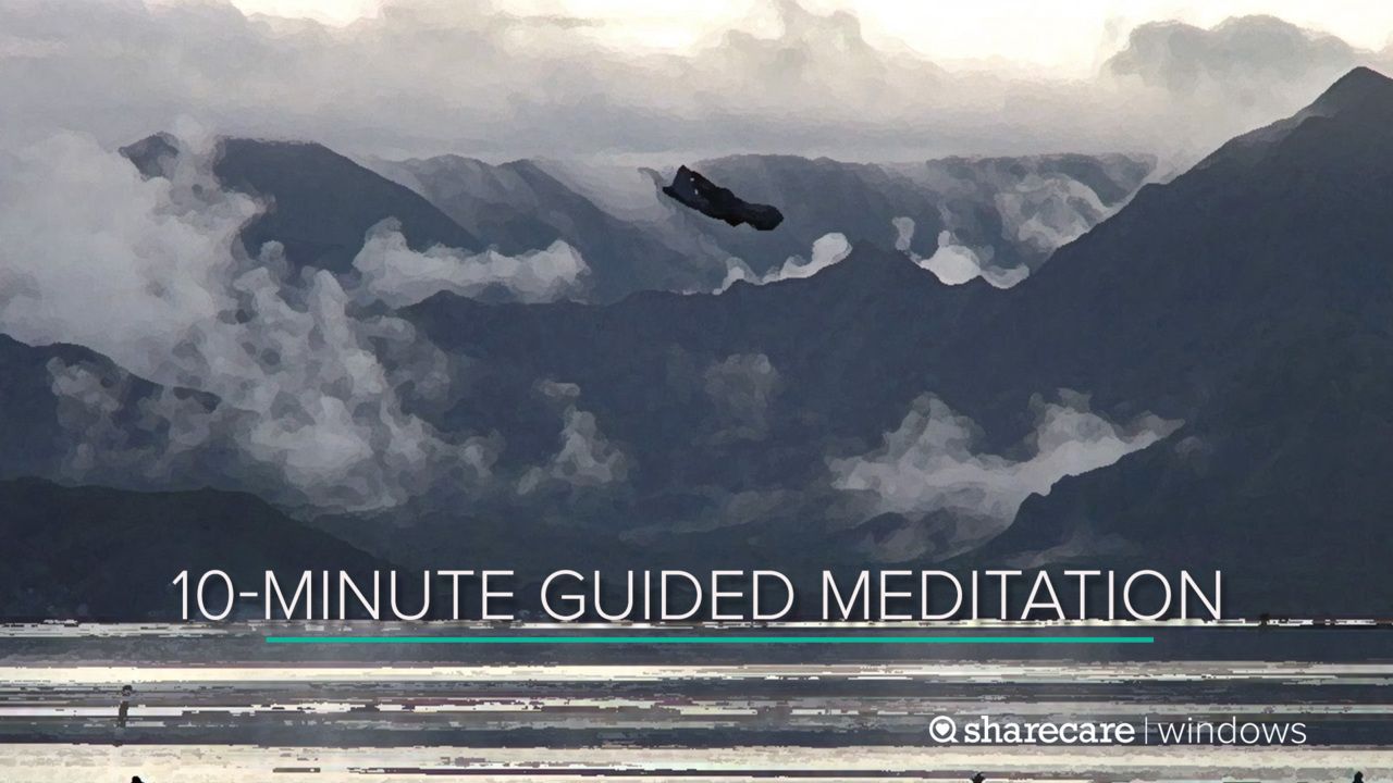 10-Minute Guided Meditation