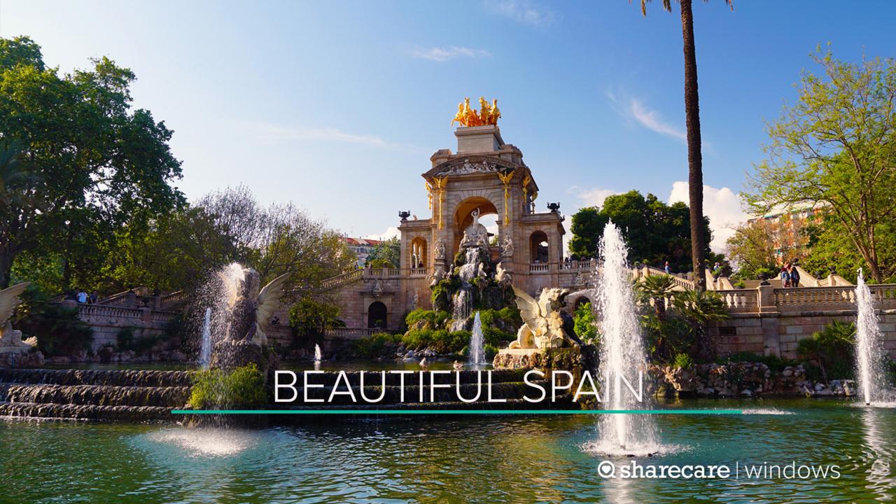30 Minutes in Beautiful Spain