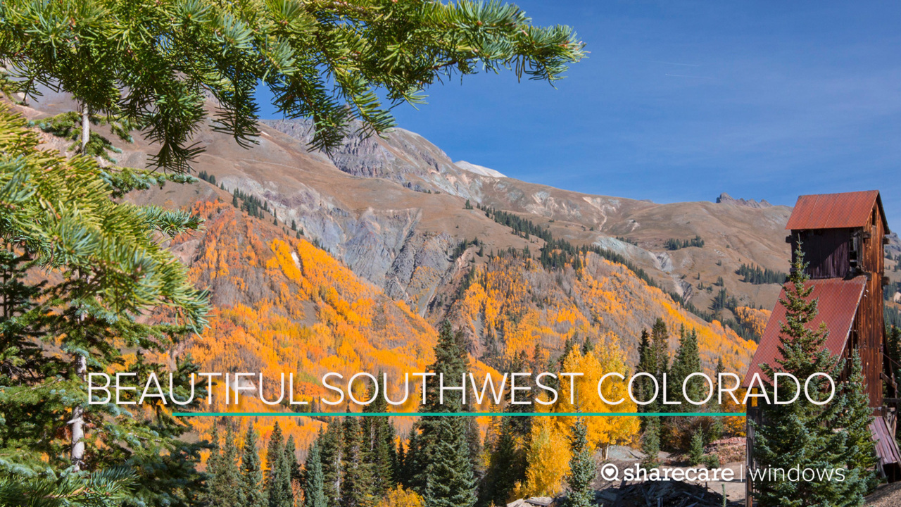 One Hour of Beautiful Southwest Colorado