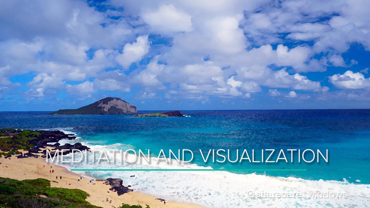 9-Minute Yoga: Meditation and Visualization