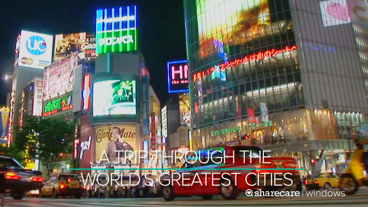 A Trip Through the World's Greatest Cities