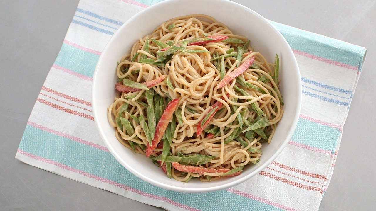 Homemade Sesame Noodle Recipe