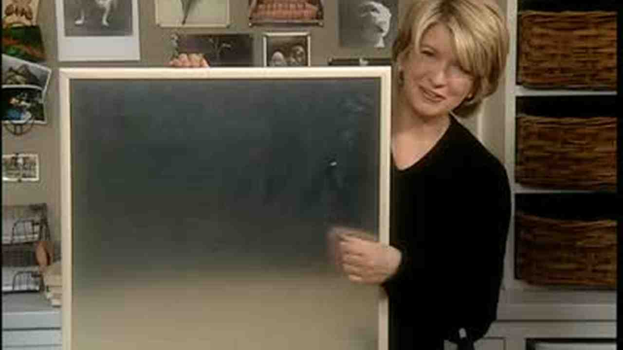 Video Using Sheet Metal Magnetic Bulletin Board And Drawer