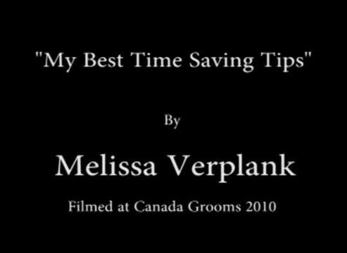 Thumbnail for Melissa Best Time Saving Tips